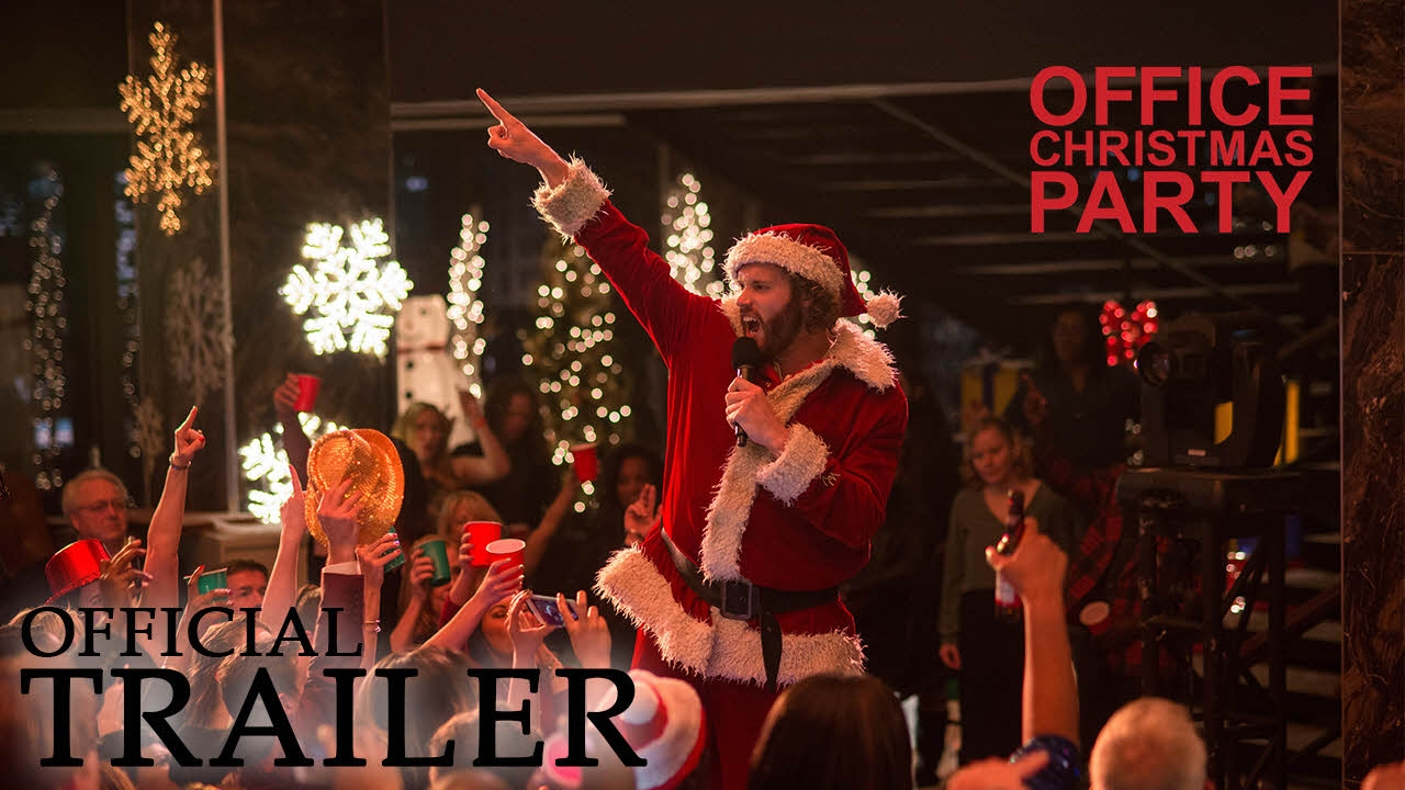 OFFICE CHRISTMAS PARTY | Official Trailer - YouTube