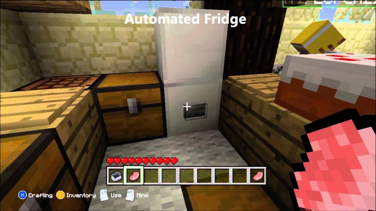 Minecraft Xbox 360 Edition - Chill Modern House [+ Private Beach ...