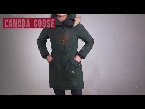 Canada Goose Women's Rossclair Parka 2017 Review