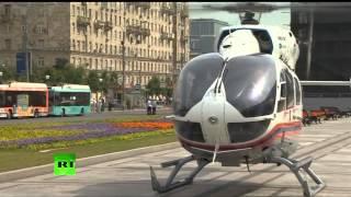 Трагедия в московском метро (видео с места событий).
