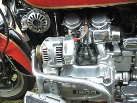 87 goldwing engine