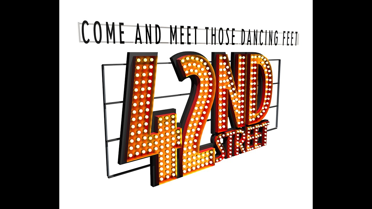 Official 2015 16 Tour Of 42nd Street Montage