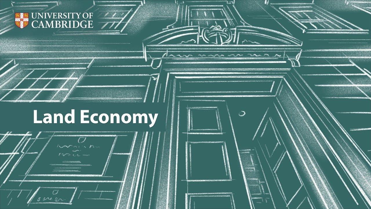 Land Economy   Undergraduate Study