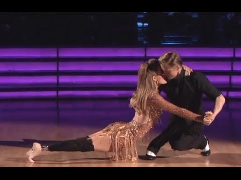 DWTS Season 18 FINALE : Amy Purdy & Derek - Cha Cha/Tango - Dancing With The Stars 2014 Finals