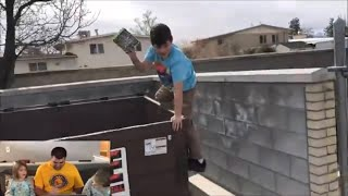 kids React To When They Found GTA 5 While Dumpster Diving