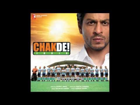 Shahrukh Khan - Hockey (Remix)Chak De India