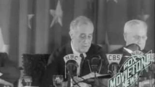 "FDR ""The Fala Speech"""