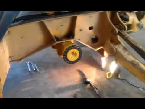 hqdefault repairing john deere 310 backhoe youtube