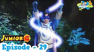 Junior G Episode 29 - Hindi | Popular SuperHero Show | Best Childrens TV Series | ज्युनियर जी कड़ी-29