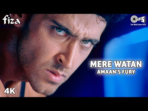 Mere Watan - Fiza - Karishma Kapoor & Hrithik Roshan - Full Song