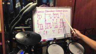Dennis Chambers fatback groove 分享 #1