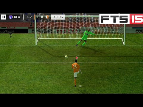 first touch soccer 2015 fts 15 android gameplay 13 youtube first touch soccer 2015 fts 15 android gameplay 13