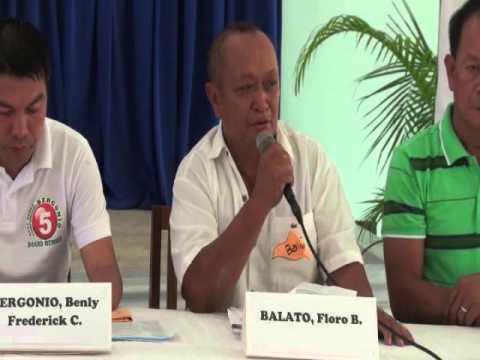Candidates' Forum (Eastern Samar - Provincial Level) [Part 1 of 2]
