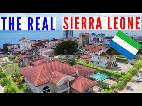 Discover Sierra Leone. Things You Didn't Know About Freetown
