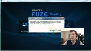 How to join a Fuze meeting