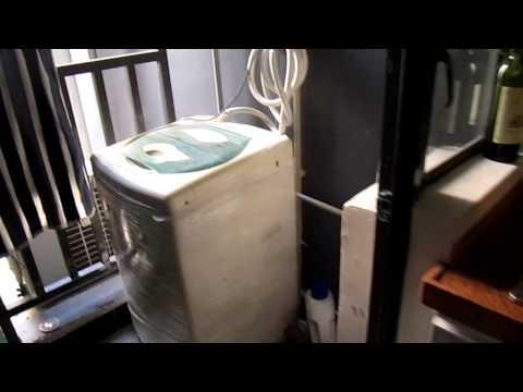 Laundry in China