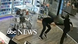 Minnesota Mall Stabbing Spree Video Released