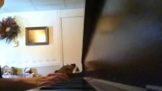 Into the West Lord of the Rings Piano Version