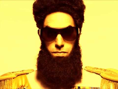 The Dictator - Theme Song