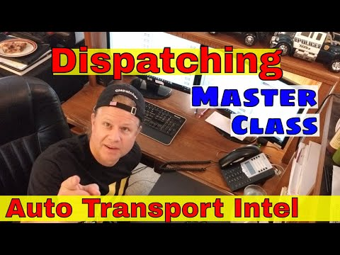 Auto Transport Dispatch Tips Dispatching Advice For Booking Loads Fast