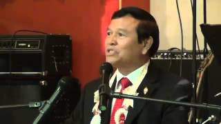 Kem Sokha speaks to Khmer people at Washinton USA