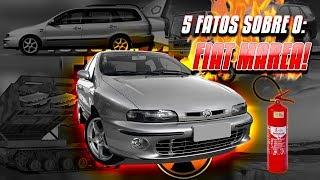 5 Fatos sobre o Fiat Marea