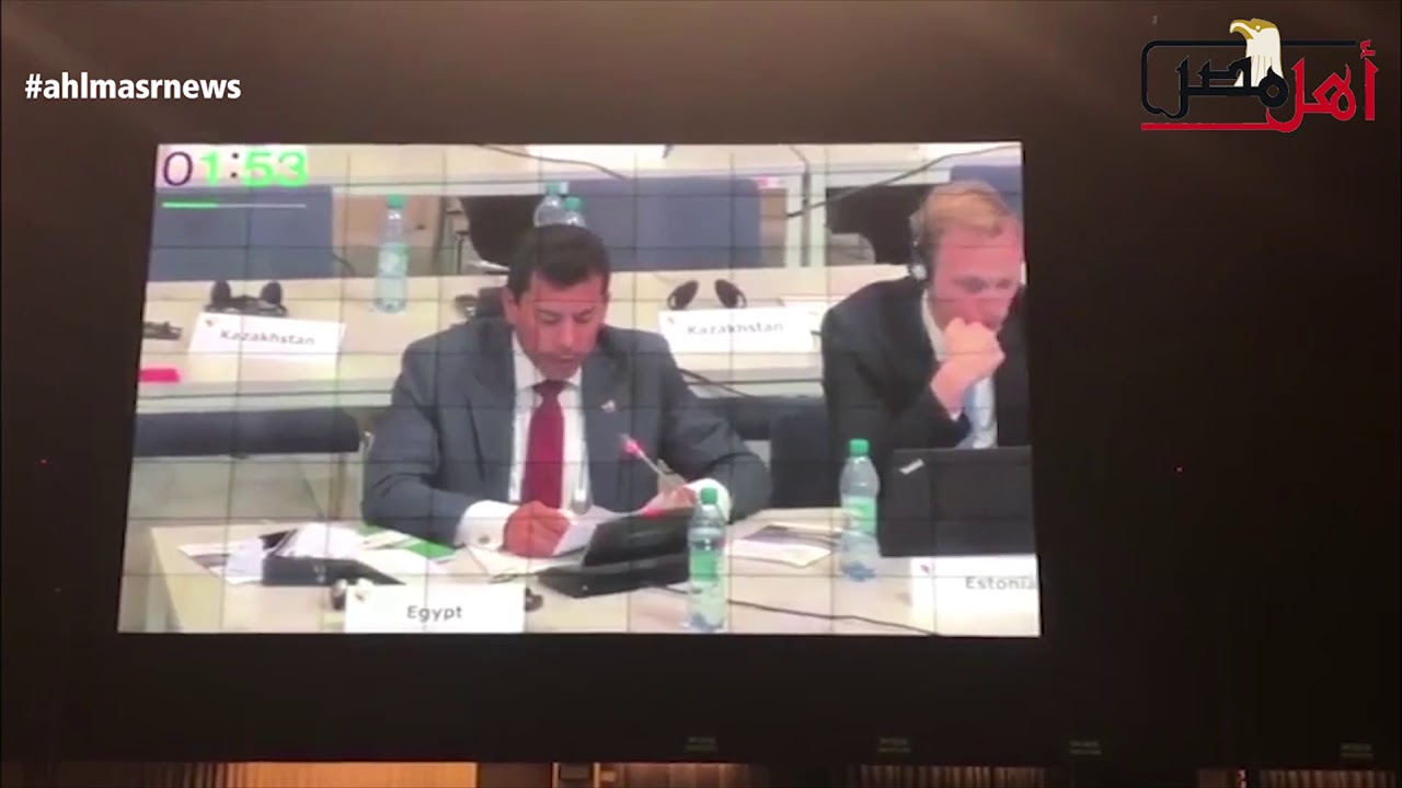 Photo of وزير الرياضة يتحدث عن المنشطات في المؤتمر الدولي لمكافحة المنشطات في بولندا – الرياضة