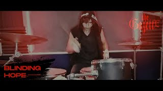 the GazettE - BLINDING HOPE / 【 Drum Cover 】 by Shina