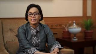 [VIDEO NEWS] - Arti Cinta Pada Negara Bagi Sri Mulyani Indrawati