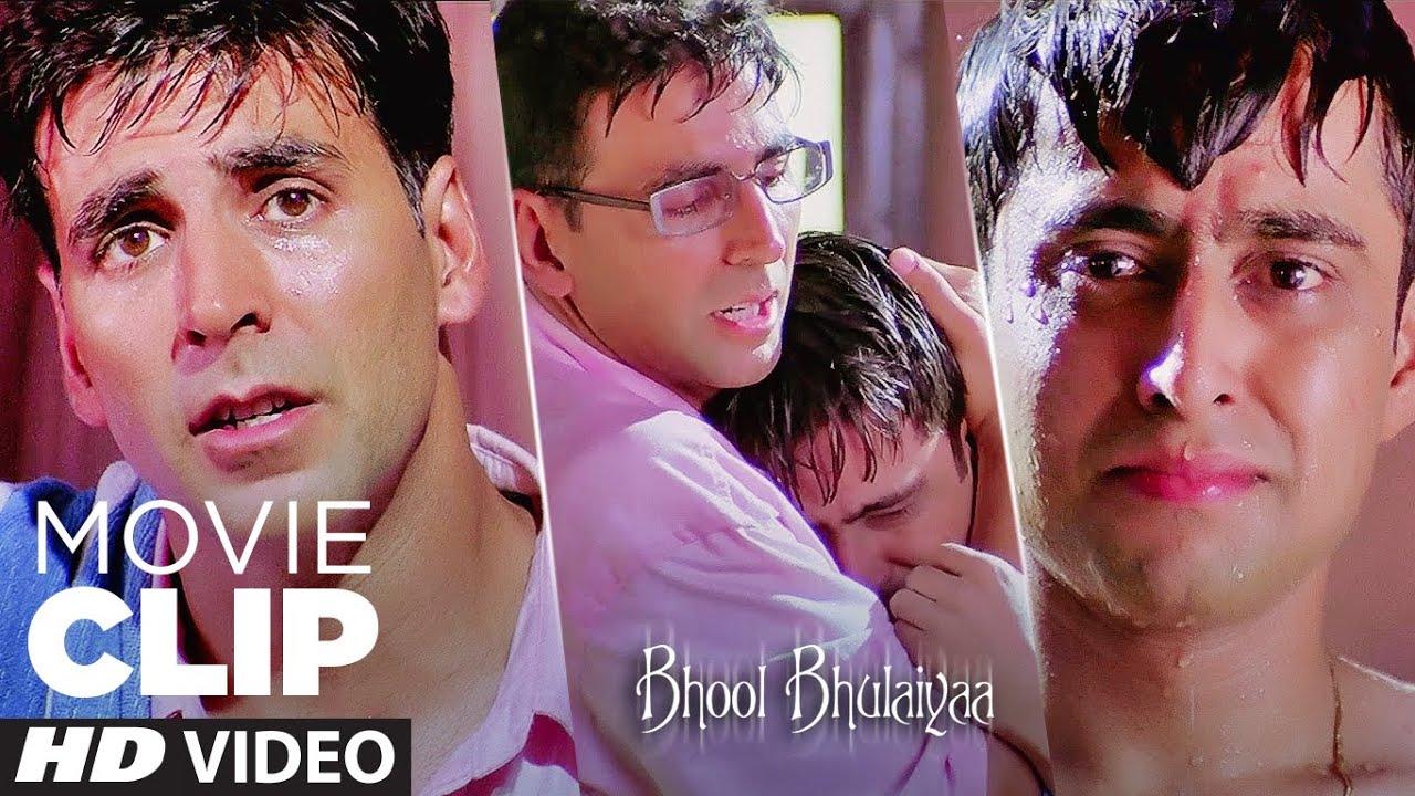 Aami Chhe Tomar Chhi Chhi Chhi | Bhool Bhulaiyaa | Movie Clip | Akshay Kumar, Vidya Balan