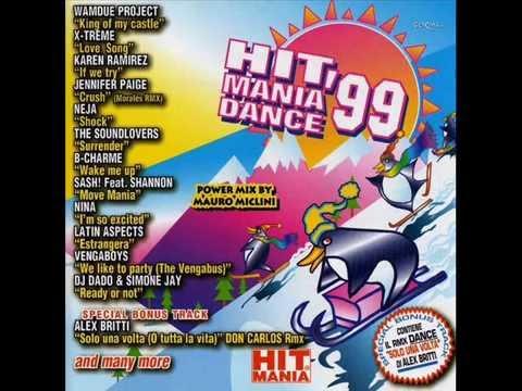 Hit Mania Dance '99 (1999)