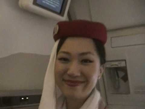 FLY EMIRATES CABIN CREW