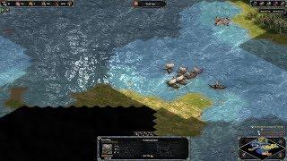 Age of Empires: Definitive Edition - 2v2 RM Persians Islands - eartahhj - 30/08/2019