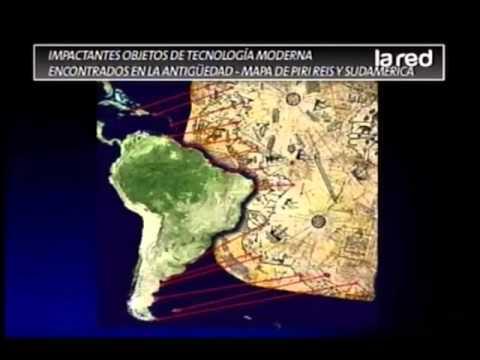 ¿Qué es el mapa de Piri Reis?