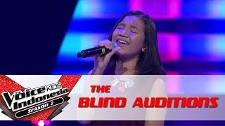 vitara try the blind auditions the voice kids indonesia season 2 gtv 2017