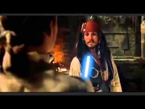 Pirates of the Caribbean: Lightsabers