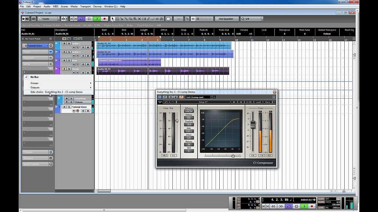 waves sidechain fl studio