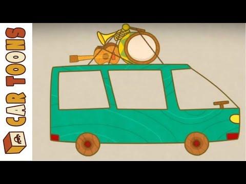 Car Toons: Full Episodes. Trucks & Cars for Kids