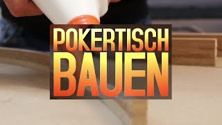 So bauen wir uns einen Pokertisch  | Final Table bei Rocket Beans TV