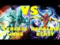Real Life Yugioh - CYBERSE LINKS vs HERALDIC BEAST | August 2017 Scrub League
