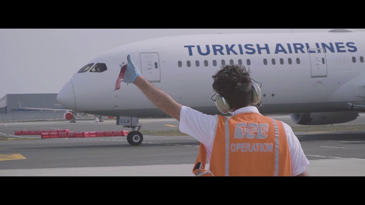 3. Bağımsız Pistimizi Tarihi Bir Uçuşla Hizmete Açtık!