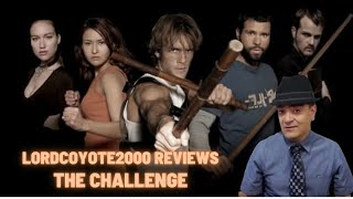 The Challenge(Kampfansage  Der letzte Schüler) movie review