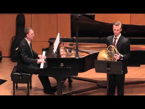 Concerto for Horn, by Paul Hindemith