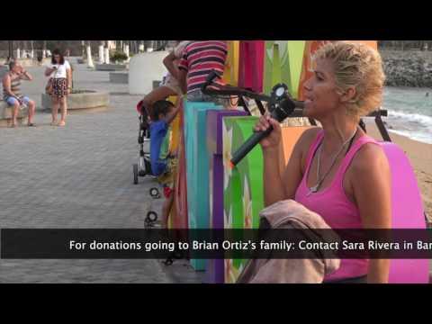 """BRIAN ORTIZ: """"LOST AT SEA"""" FUND RAISER HD 720p"""