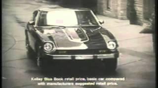 Datsun 280 Z Commercial 1970