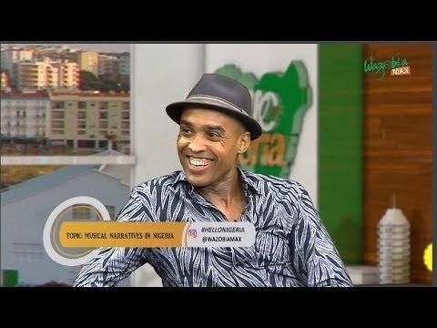 ADE BANTU SPEAKS ON MUSICAL NARRATIVES IN NIGERIA - HELLO NIGERIA