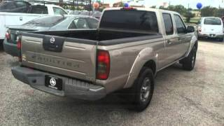 2004 Nissan Frontier XE Used Cars - Terrell,Texas