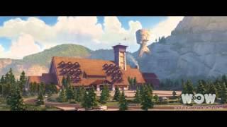 Cамолеты: Огонь и Вода - премьера саундтрека в iTunes