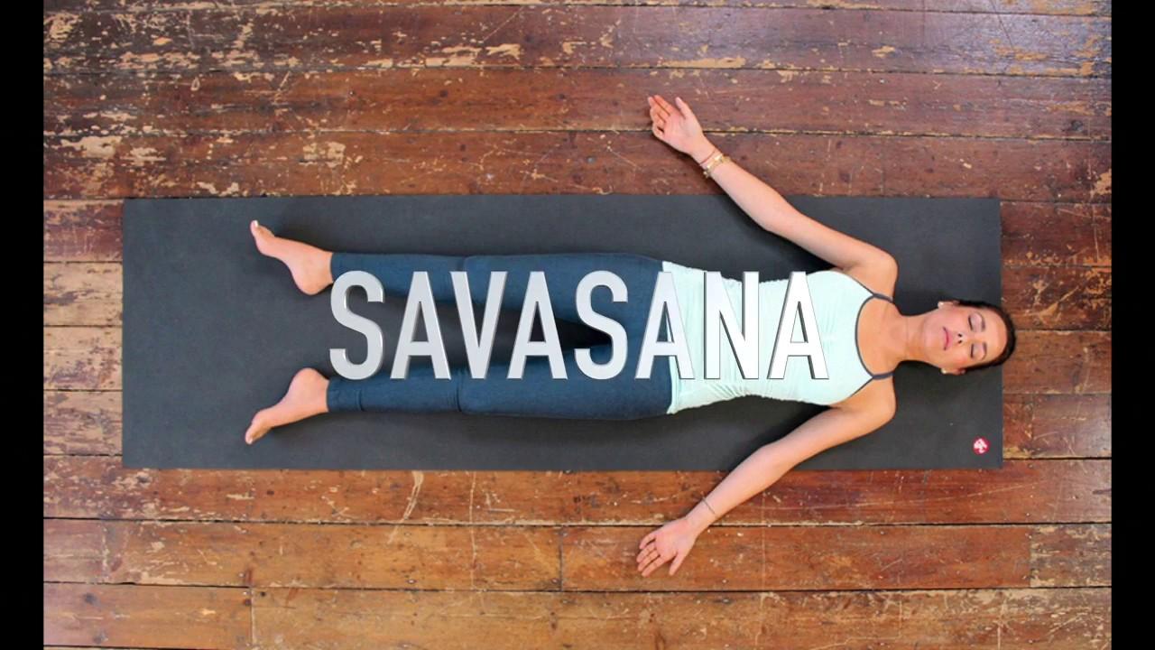 Savasana Significado