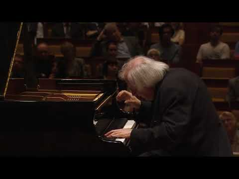 Grigory Sokolov - Brahms Intermezzo Op. 117 No. 2